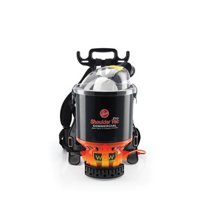 "1½"" Model Backpack 12"" Vacuum - Front"