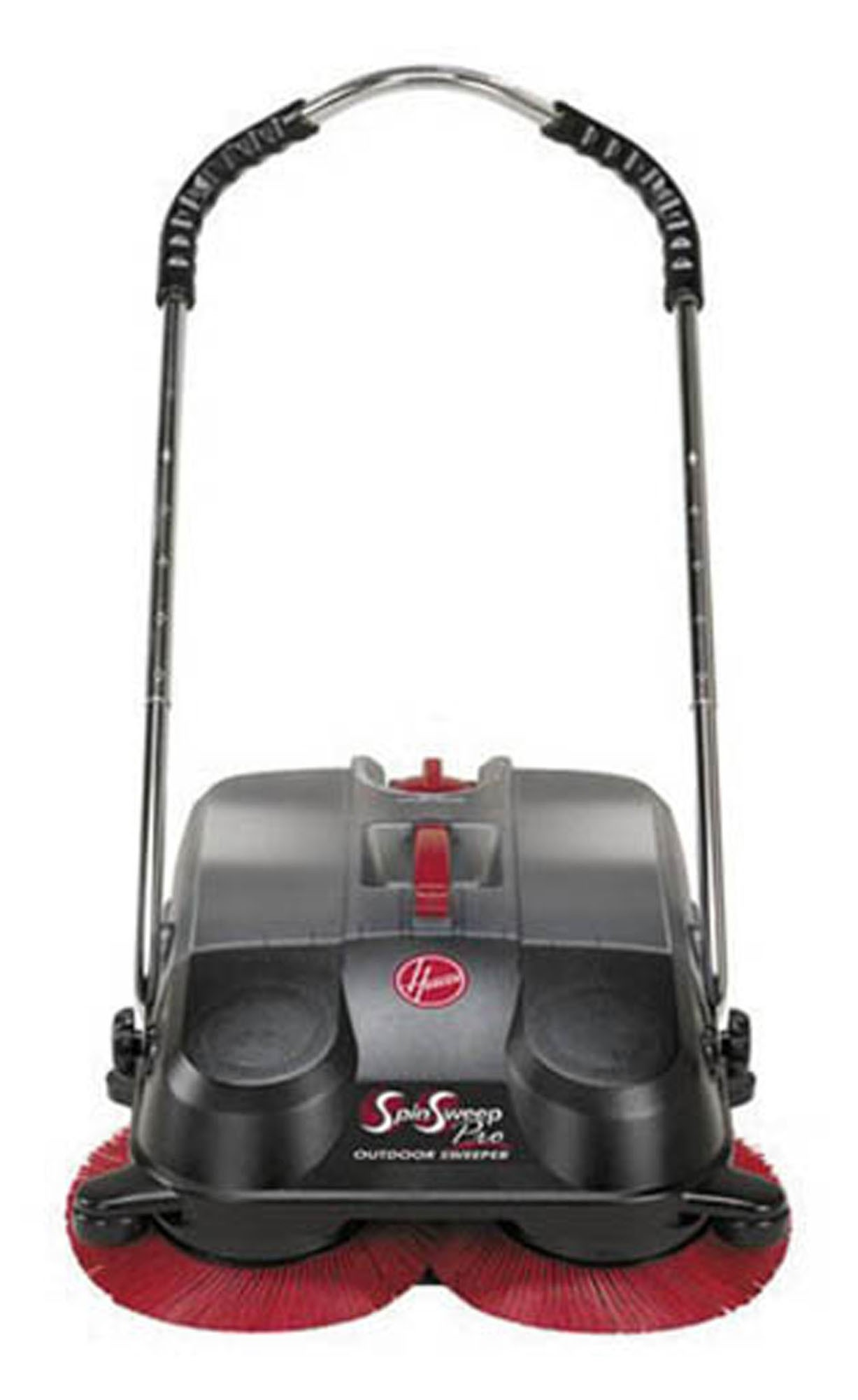 "Hoover Commercial SpinSweep 18"" Pro Outdoor Sweeper"