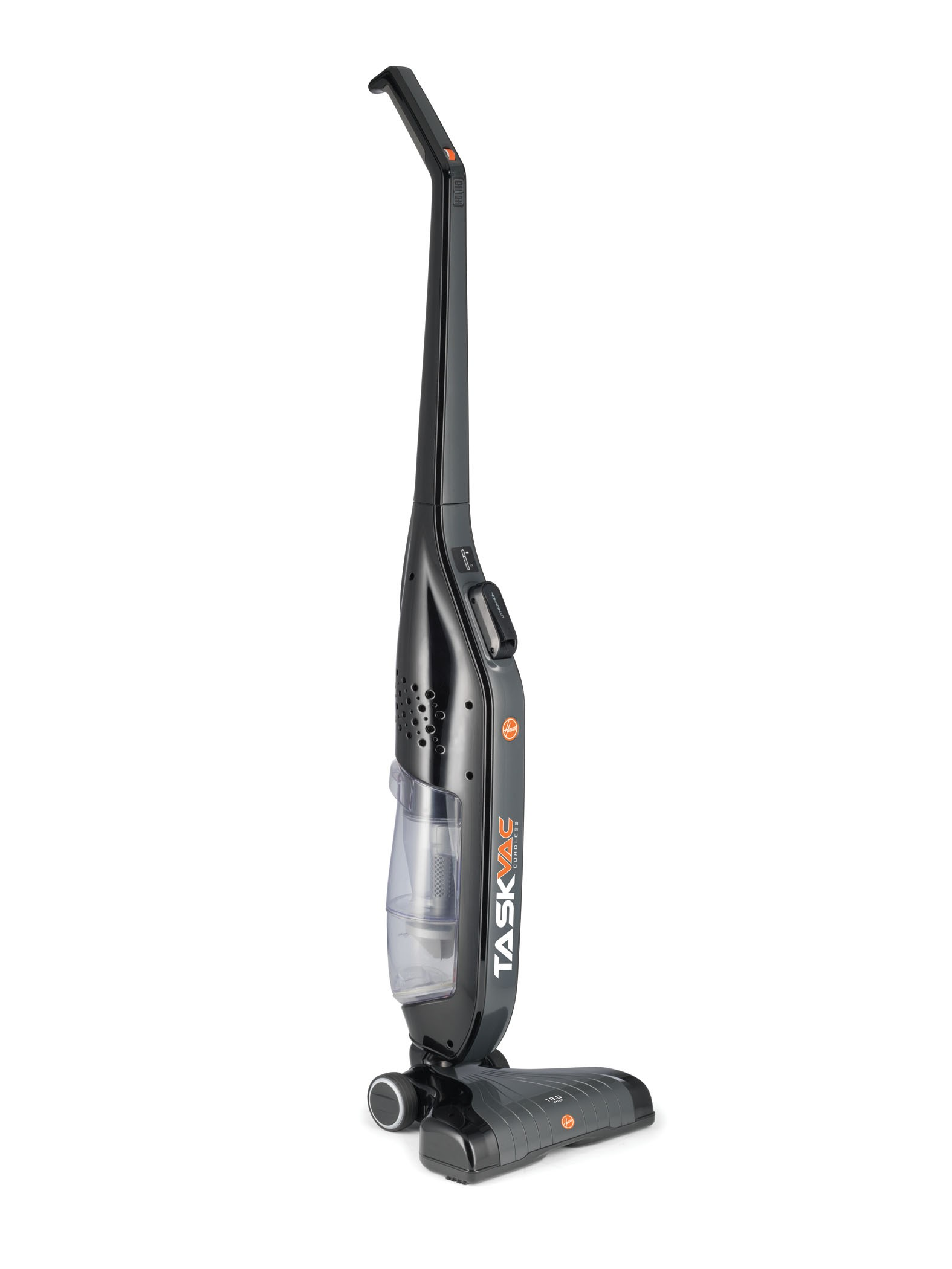 TaskVac Commercial Cordless Compact Upright - Right Angle