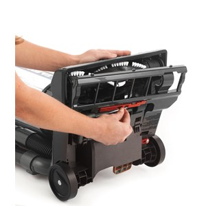 TaskVac Commercial Bagless Lightweight Upright - Brushroll Change