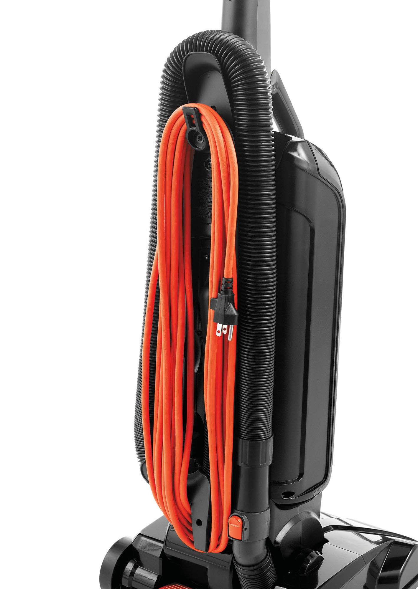 TaskVac Hard Bag Lightweight Commercial Upright - Back Cord
