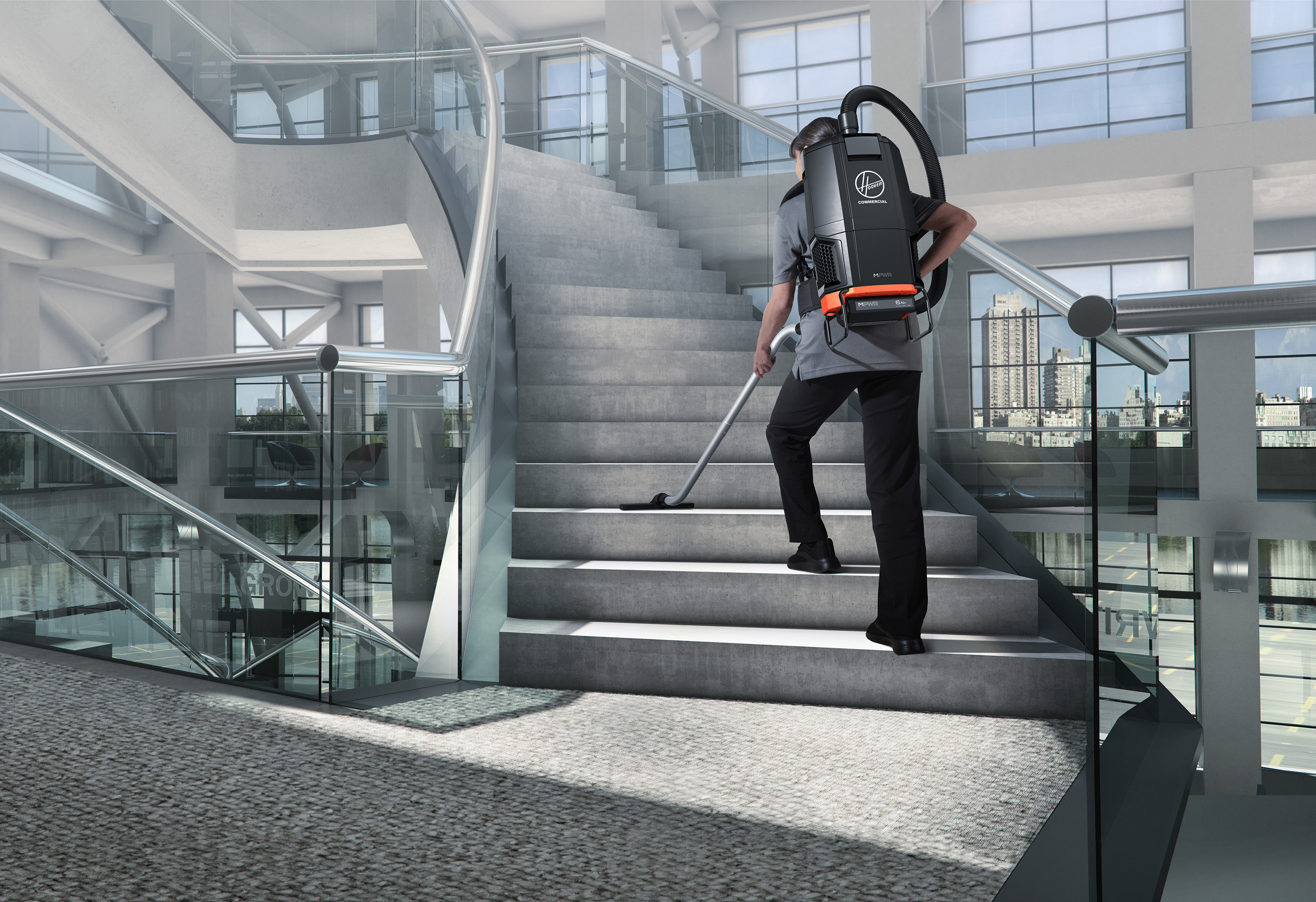 MPWR™ 40v Cordless Backpack